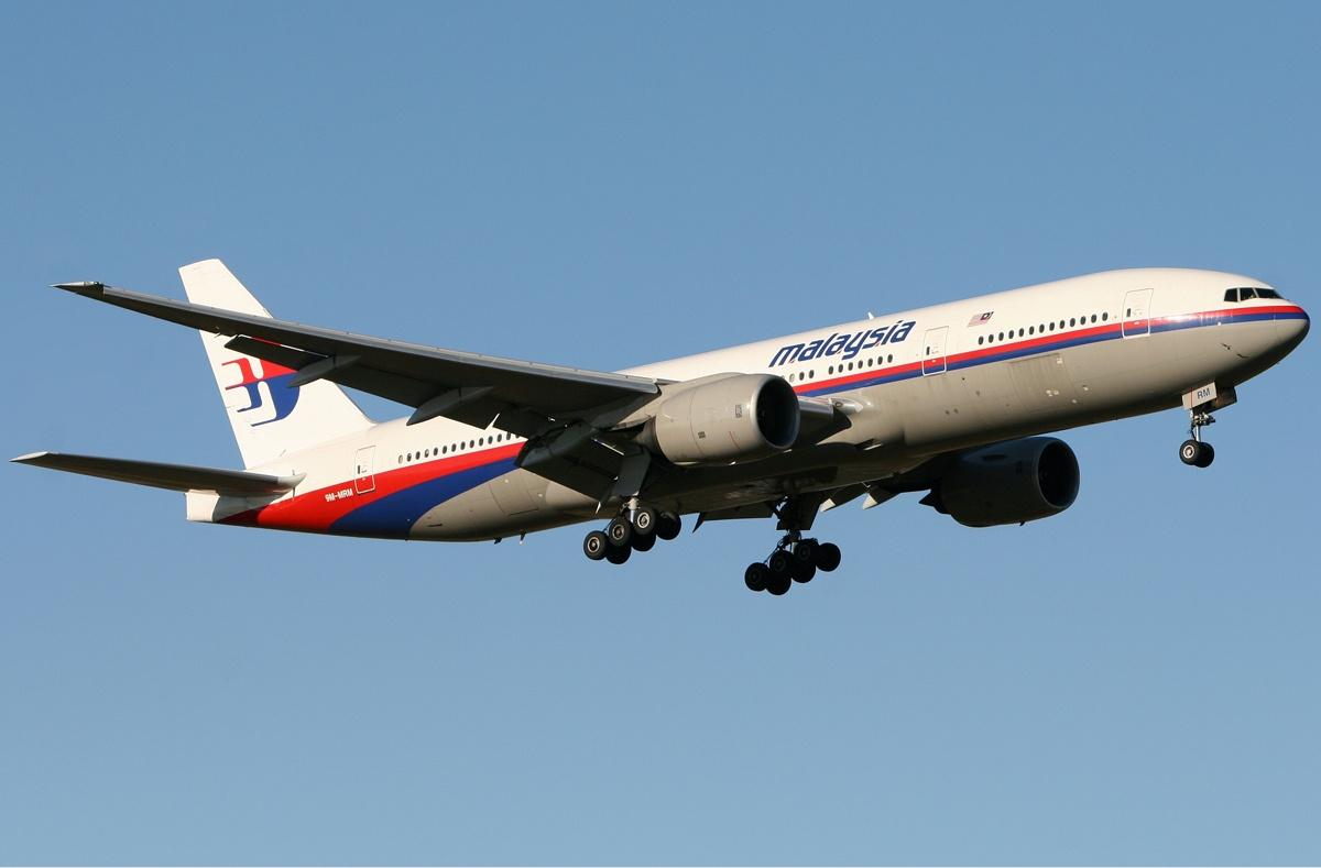 Самолет Malaysia Airlines экстренно приземлился в центральной Австралии