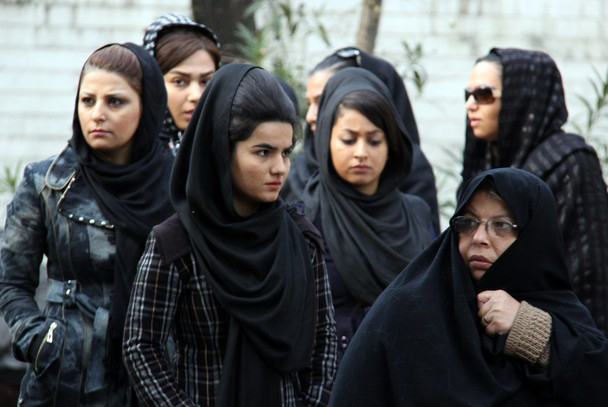 the exposure of the unjust laws and discrimination of women in iran in the film neda Confucianism research project confucianism has easily been influential in the development of the chinese state through history in fact, the core ideals of confucianism have evolved.