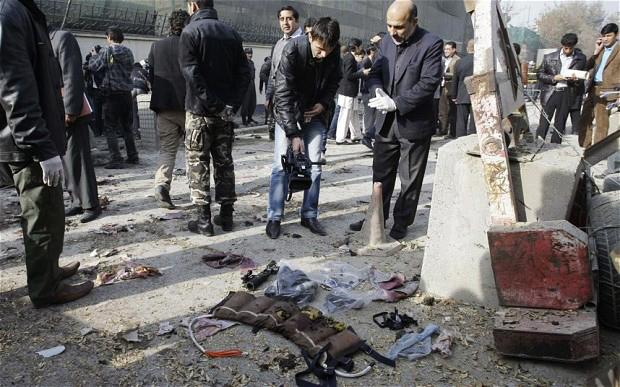 69 человек погибли при атаке на две мечети в Афганистане - СМИ