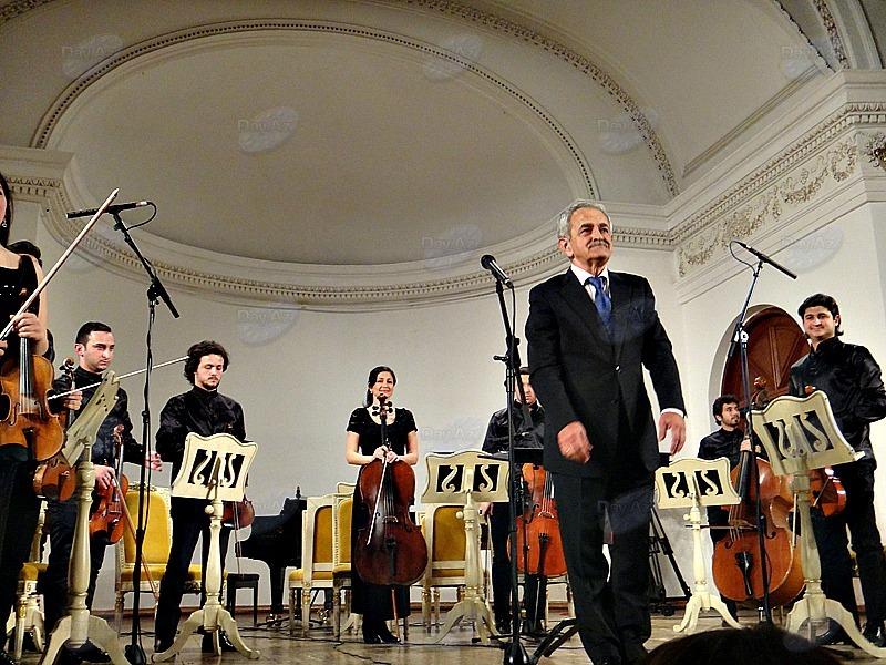 Скончался известный азербайджанский дирижер Азад Алиев (ФОТО)