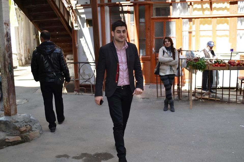 "Яшар Джалилов представил проект ""Ay qonşu"" (ВИДЕО-ФОТО)"