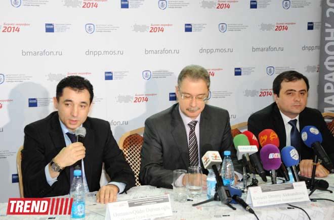 AZPROMO: Azərbaycan biznesi Rusiyaya intensiv sərmayə qoyur (FOTO)