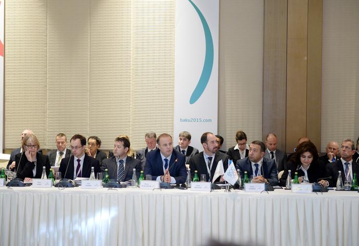Mehriban Əliyeva: Azərbaycan I Avropa Oyunlarını Yay Olimpiya Oyunlarının səviyyəsində keçirmək əzmindədir (FOTO)