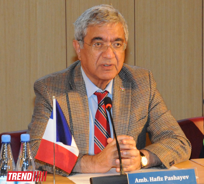 Bakıda II Azərbaycan-Fransa Universitetlərarası Forumu öz işinə başlayıb (FOTO)