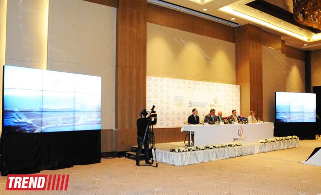 Azad Rəhimov: Azərbaycan digər ölkələrin 6-7 ilə gördüyü böyük oyunlara hazırlıq işini 2 ilə görür (FOTO)