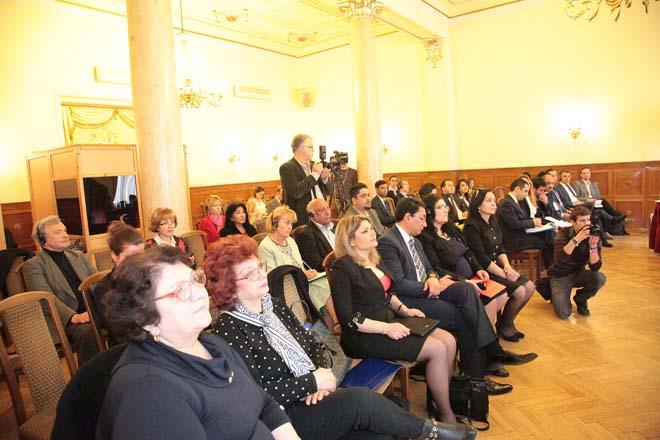 Azərbaycanın maliyyə dəstəyi ilə hazırda 14 Avropa ölkəsinin 30 QHT-si tərəfindən layihələr icra edilir (FOTO)