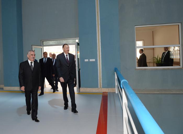 Prezident İlham Əliyev: Naxçıvan şəhərində  sosial proqramlar icra edilir, sosial infrastruktur layihələri uğurla həyata keçirilir (FOTO)