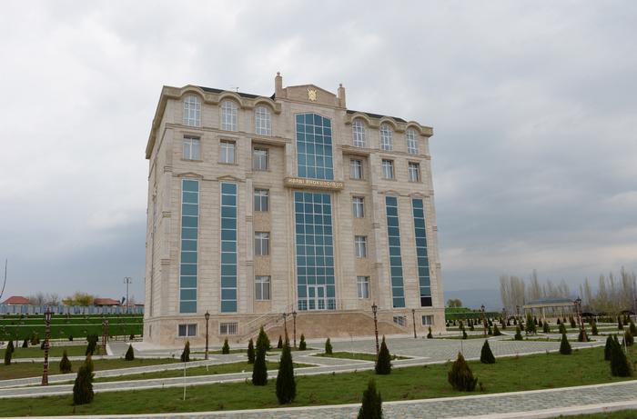 Naxçıvan Muxtar Respublikasının Hərbi Prokurorluğu yeni inzibati binada fəaliyyət göstərəcək (FOTO)
