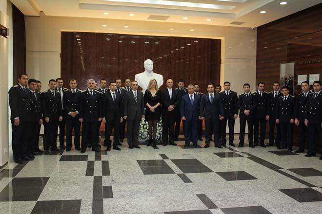Zakir Qaralov Beynəlxalq Prokurorlar Assosiasiyasının prezidentini qəbul edib (FOTO)