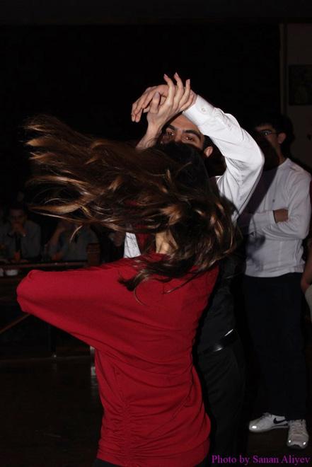 В Баку состоялась презентация проекта Jam SS Dance Show Club (ВИДЕО-ФОТО)
