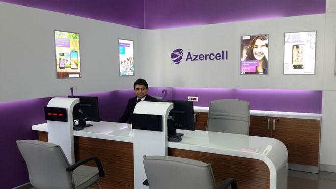 """""""Azercell"""" Binəqədi qəsəbəsində yeni Ekspres ofisini istifadəyə verdi"""