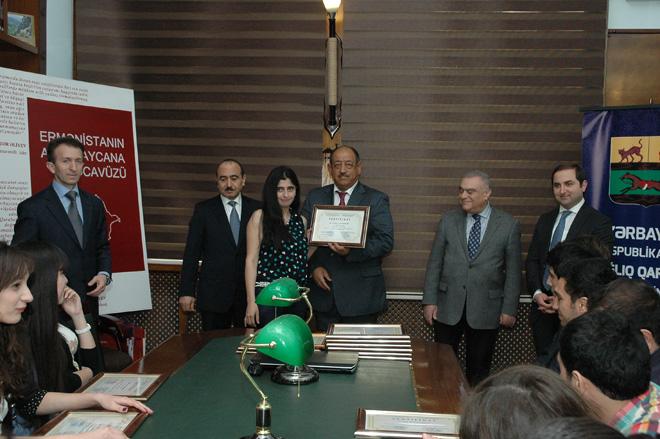 Əli Həsənov: Hücum diplomatiyasını yaddan çıxarmamalı, təcavüzkar Ermənistanın dünyada ifşasına nail olmalıyıq (FOTO)