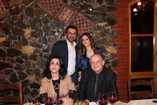 Аян Бабакишиева начинает реализацию проектов с известными деятелями культуры (ФОТО)