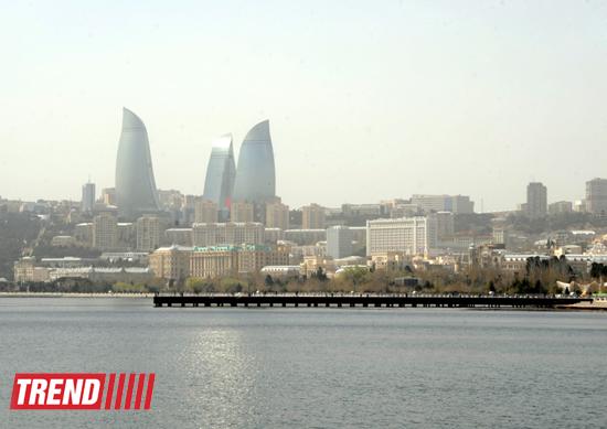 Bakıya Xəzərdən baxaq (FOTO)