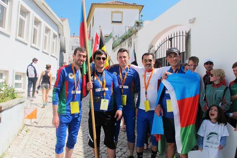"""""""Шахматы на бегу"""" в Португалии - успех азербайджанских спортсменов (ФОТО)"""