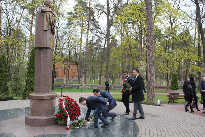 Akademik Zərifə Əliyevanın xatirəsi Ukraynada yad edilib (FOTO)