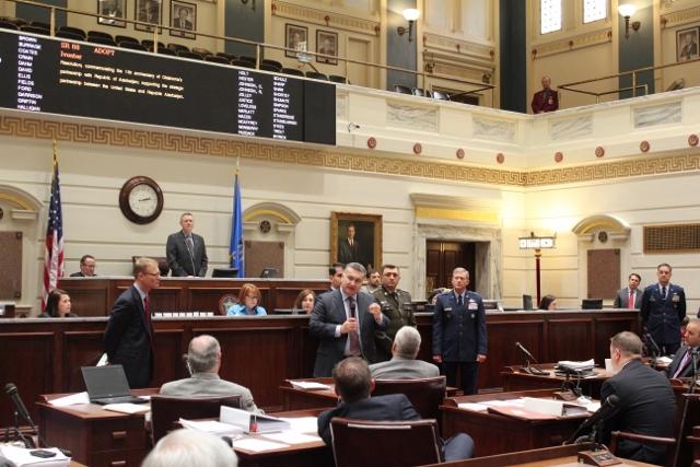 ABŞ-ın Oklahoma ştatının Senatı tərəfindən Azərbaycana dair qətnamə qəbul edilib (FOTO)