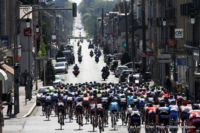 Azərbaycanın velosiped komandası Fransada keçirilən yürüşdə 4-cü yerdədir (FOTO)
