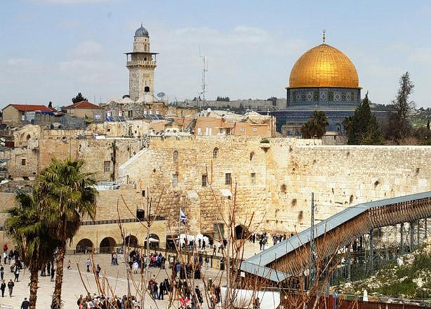 США объявят решение опризнании Иерусалима столицей Израиля
