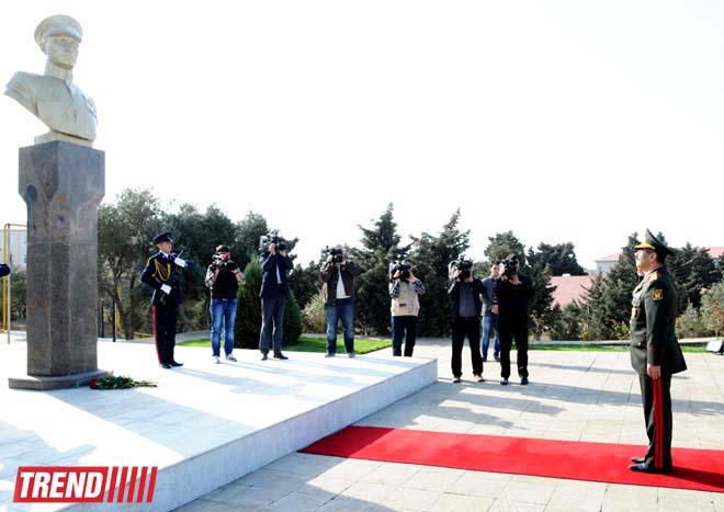 Zakir Həsənov: Biz şəhidlərimizin intiqamını tezliklə alacaq, torpaqlarımızı işğaldan azad edəcəyik (FOTO)