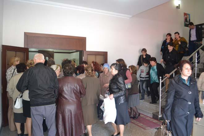 Bakının Nizami rayonunda rus icmasının hesabat-seçki yığıncağı keçirilib (FOTO)