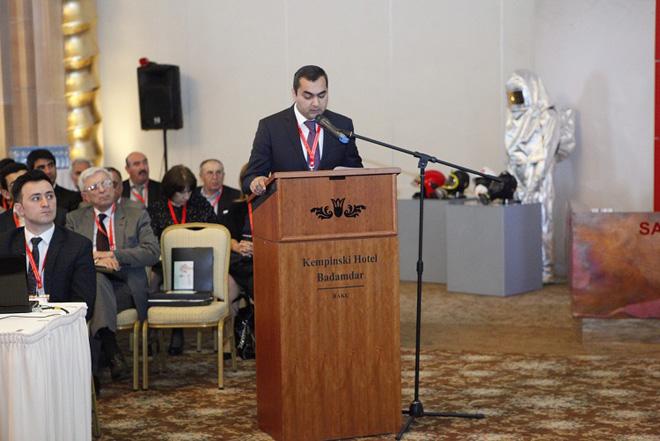 Bakıda Ümumdünya Əməyin Mühafizəsi Günü ilə əlaqədar konfrans keçirilib  (FOTO)