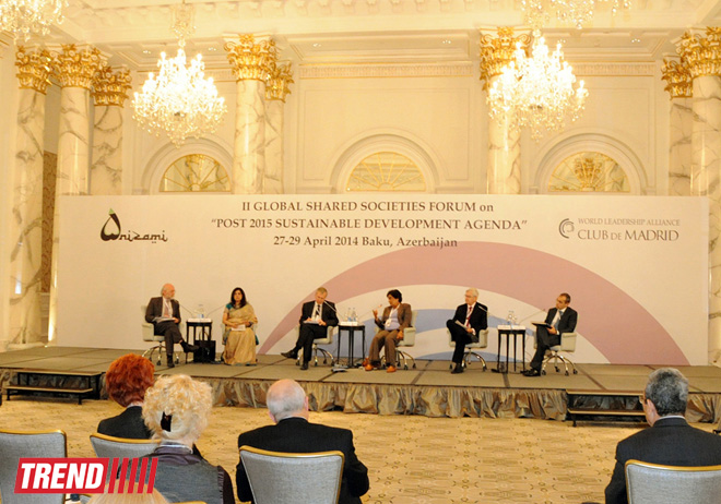 Nazim İbrahimov: II Qlobal Açıq Cəmiyyətlər Forumunun Azərbaycanın tanıdılması baxımından böyük əhəmiyyəti var (FOTO)
