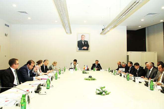 Azərbaycan və Belçika arasında investisiya sahəsində memorandum imzalanıb (FOTO)