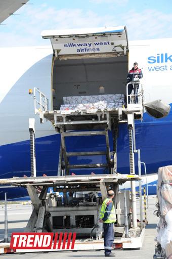 Azerbaijan sends humanitarian aid to people in Afghanistan (PHOTO)