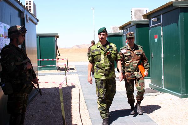Azerbaijani motorized infantry battalion holds exercises within NATO program (PHOTO)