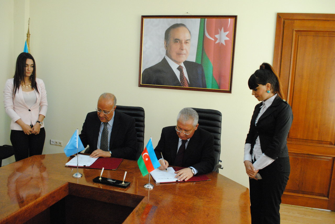 Azerbaijani Agriculture Ministry, FAO to implement new project