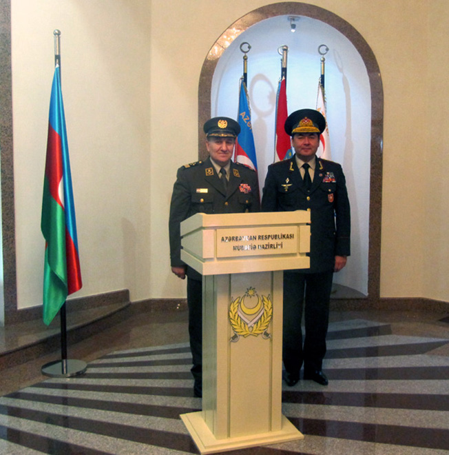Azerbaijan, Croatia discuss military and technical cooperation