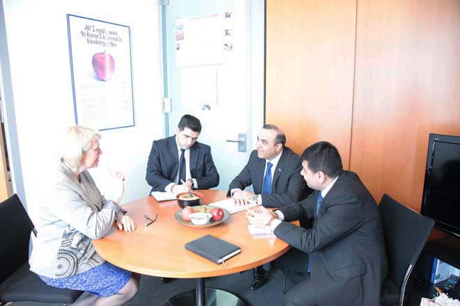 Necessary to increase int'l community's effort for fair settlement of Karabakh conflict