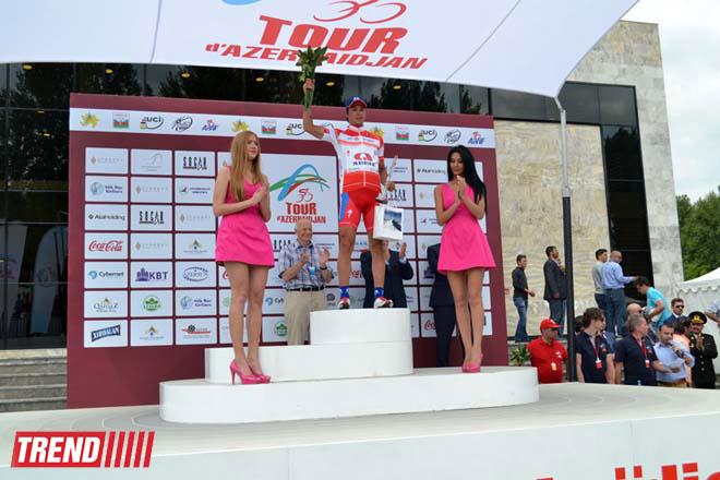 Tour d'Azerbaidjan-2014 Stage 2 winner announced (PHOTO)
