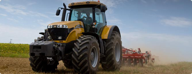 Azerbaijan plans to start assembling tractors produced by U.S. AGCO (PHOTO)