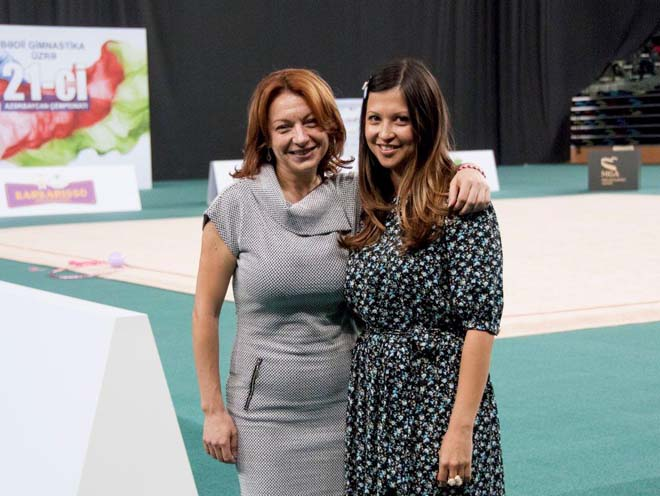 Unbelievable but now Azerbaijani gymnasts are in great shape! (PHOTO)