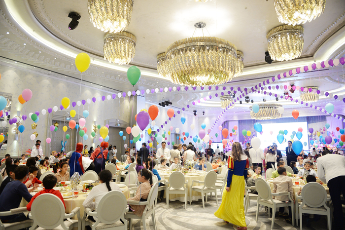 Leyla Aliyeva attends event on festivities for children at orphanages and boarding schools