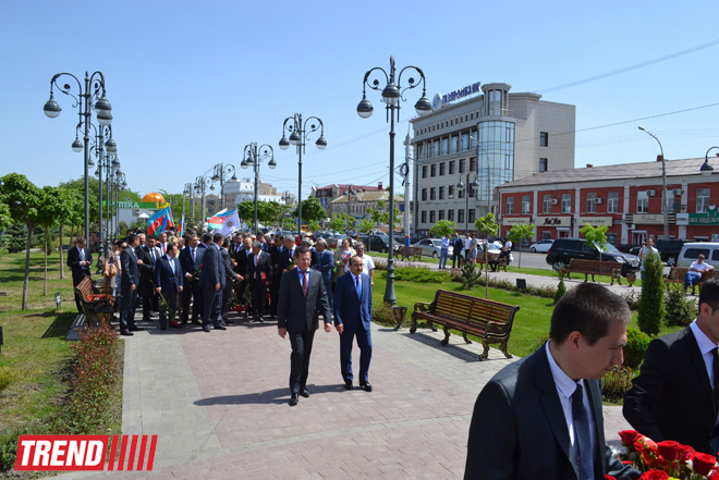 Russia's Astrakhan oblast interested in expanding cooperation with Azerbaijan (PHOTO)