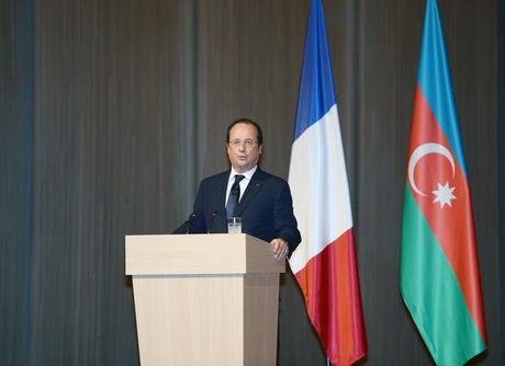 President Aliyev: Azerbaijani-French relations to develop progressively in future (PHOTO)