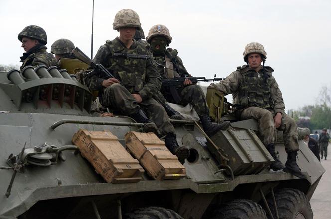 Ukraynada iri beynəlxalq hərbi təlimlər başlayıb