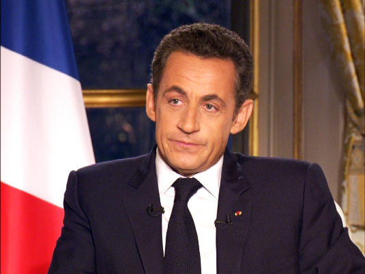 Ex-French President Sarkozy faces corruption charges