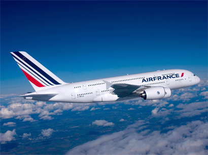 Air France cancels Taipei-Paris flights due to labor strike