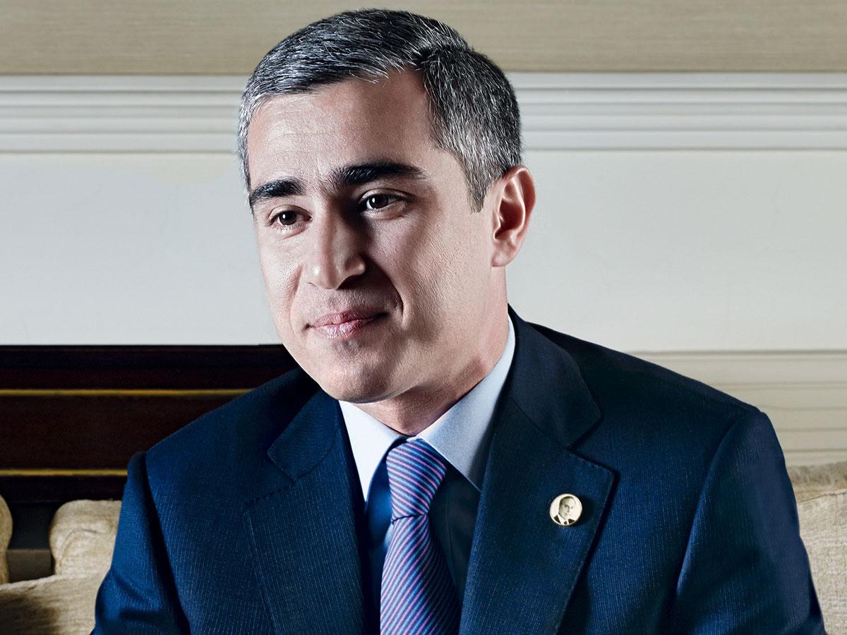 Anar Ələkbərov Azərbaycan Prezidentinin köməkçisi təyin edilib