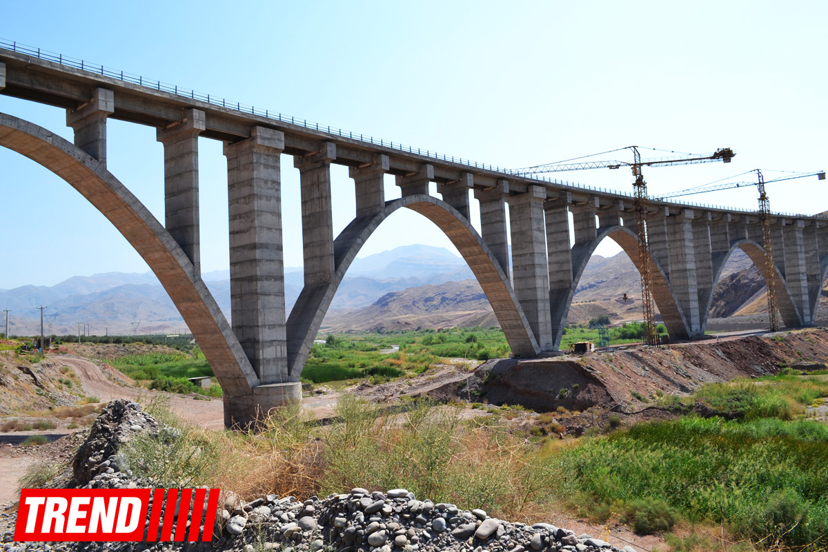 Qazvin-Rasht-Astara railway to be commissioned in early 2015 (PHOTO)