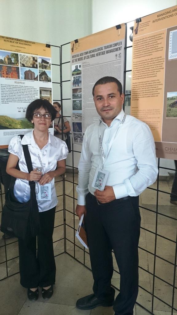 Представители Азербайджана приняли участие в конференции Европейской ассоциации археологов в Стамбуле (ФОТО)