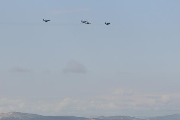 В рамках учений ВВС Азербайджана и Турции прошли боевые стрельбы (ФОТО,ВИДЕО)