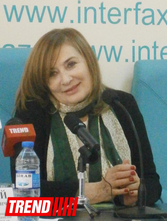 Актрисе всегда 18 – народная  артистка Азербайджана Людмила Духовная (ФОТО)