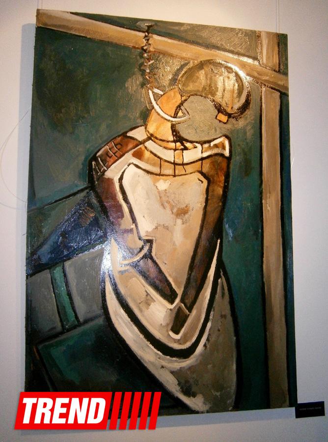 """В Баку открылась выставка """"#CHOISE"""" – принятие одного решения в условиях множественности альтернатив (ФОТО)"""