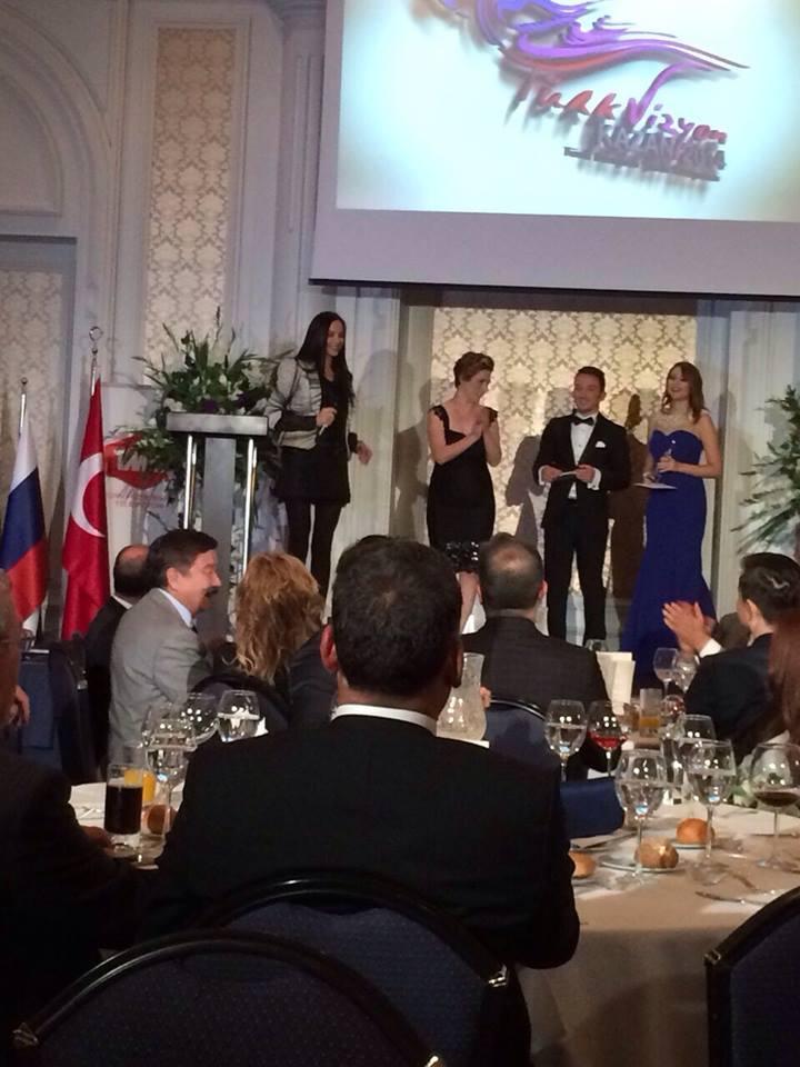 Гюнай Мусаева стала послом культуры между Азербайджаном и Турцией (ФОТО)