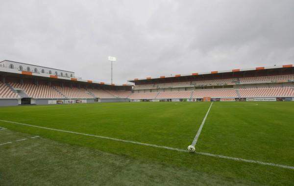 Президент Азербайджана принял участие в открытии стадиона в поселке Масазыр (ФОТО)